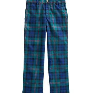Vineyard Vines boys tartan plaid pants #1977